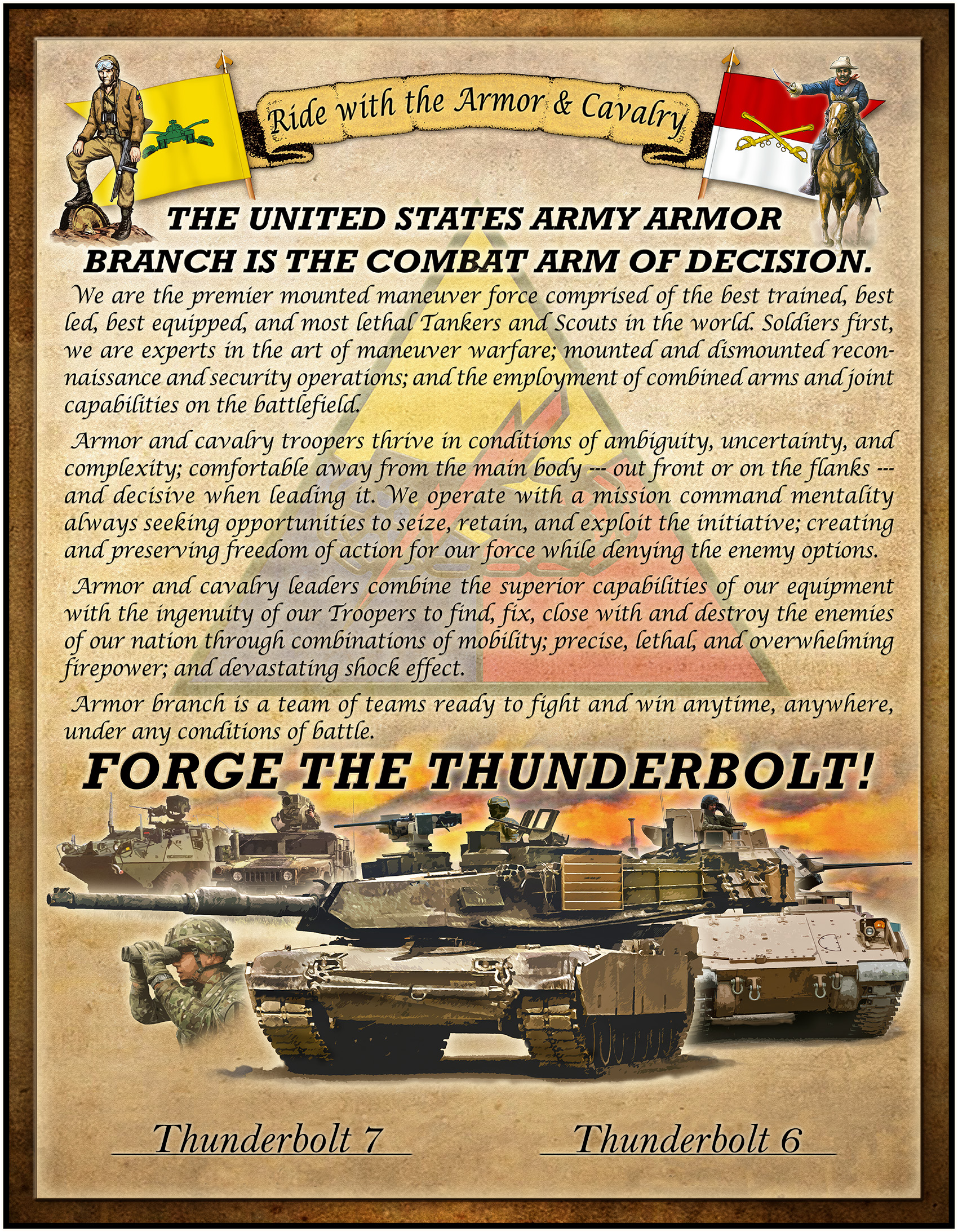Fort Benning Office Of The Chief Of Armor Ocoa
