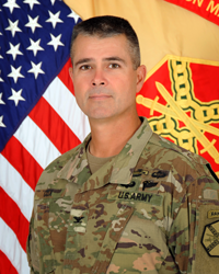 COL Cox Garrison Commander the Commanding General Maneuver Center of Excellence