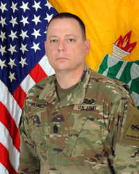 Command Sergeant Major Kevin J. Muhlenbeck