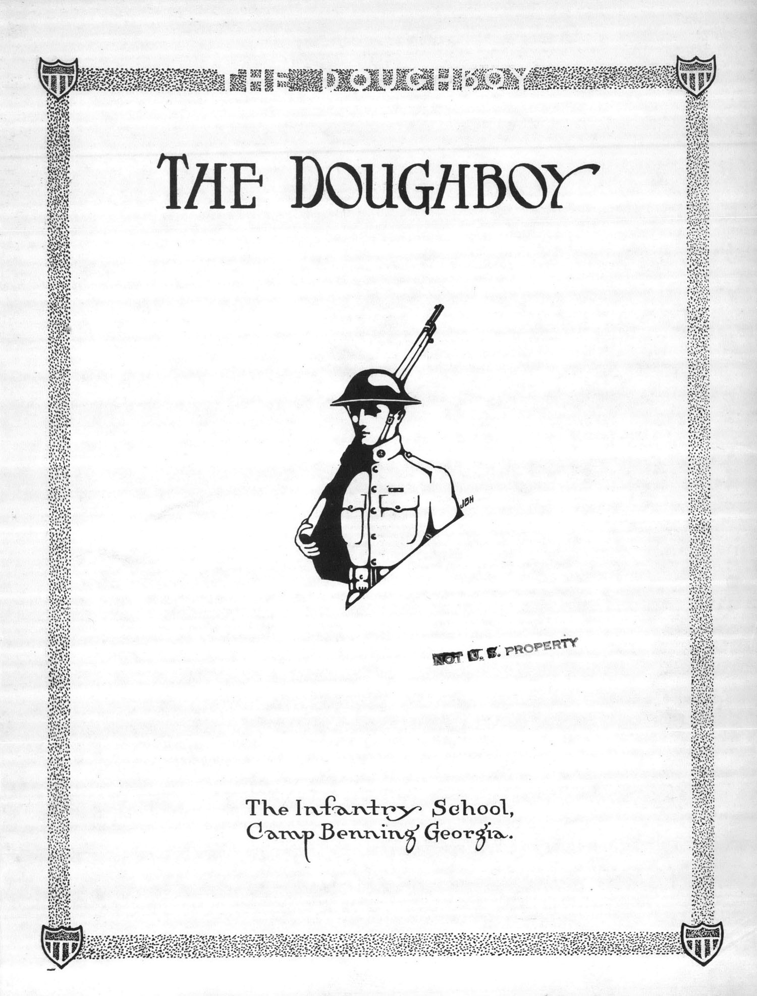 Doughboy photo