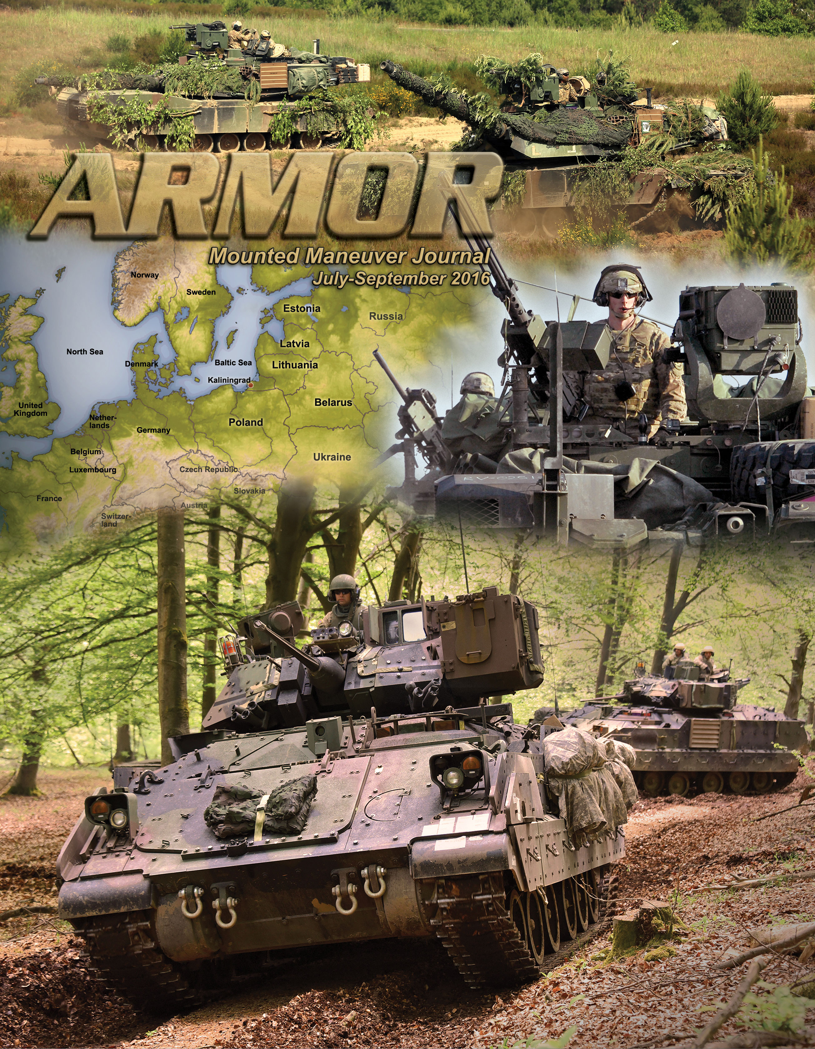 Jul Sep 2016 ARMOR Mag Cover
