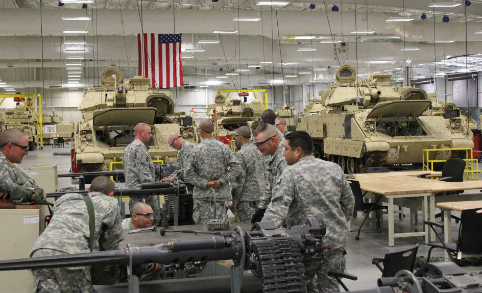 Us Army Armor School Moving Back To Fort Knox