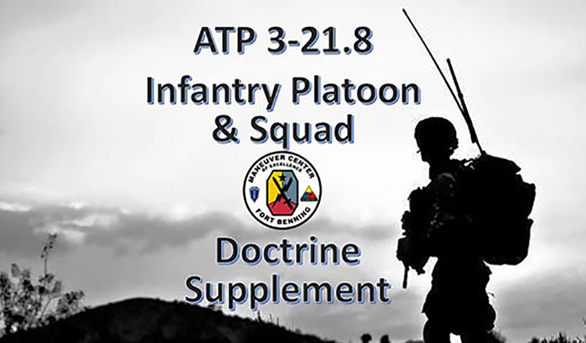 ATP3-21-8 Living Doctrine slide