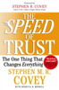 The Speed of Trust Cover
